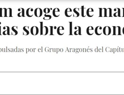 «Hacia una economía circular efectiva» Noticia Heraldo de Aragón