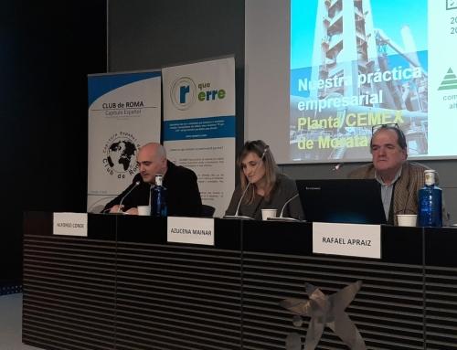 Crónica de la Jornada Hacia una economía circular 2019