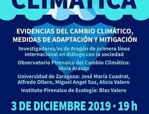 Mesa Ciencia-Sociedad por la emergencia climática