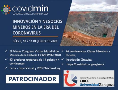 Covidmin2020: Congreso Virtual de Minería