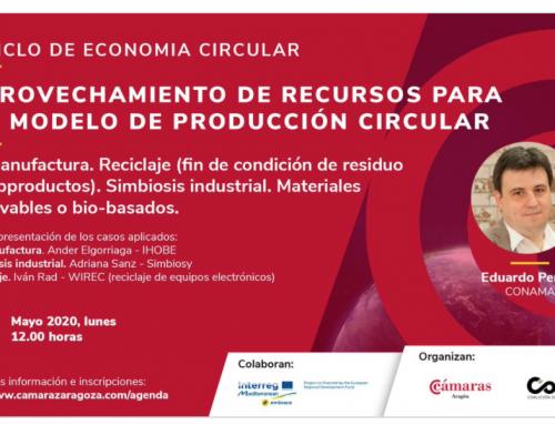 II Ciclo de Economía Circular: Aprovechamiento de recursos para un modelo de producción circular