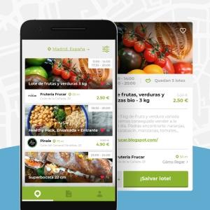 Encantado de Comerte -app