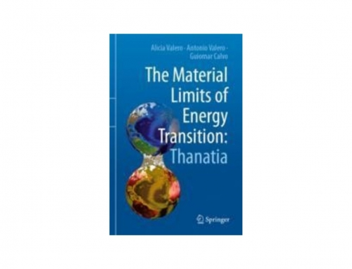 The Material Limits of Energy Transition: Thanatia