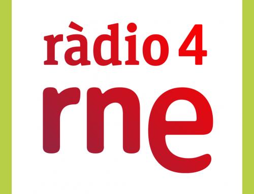 Entrevista a Alicia Valero en ràdio4